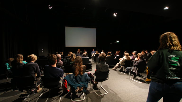 Behind the Scenes of The St Andrews Green Film Festival 2020