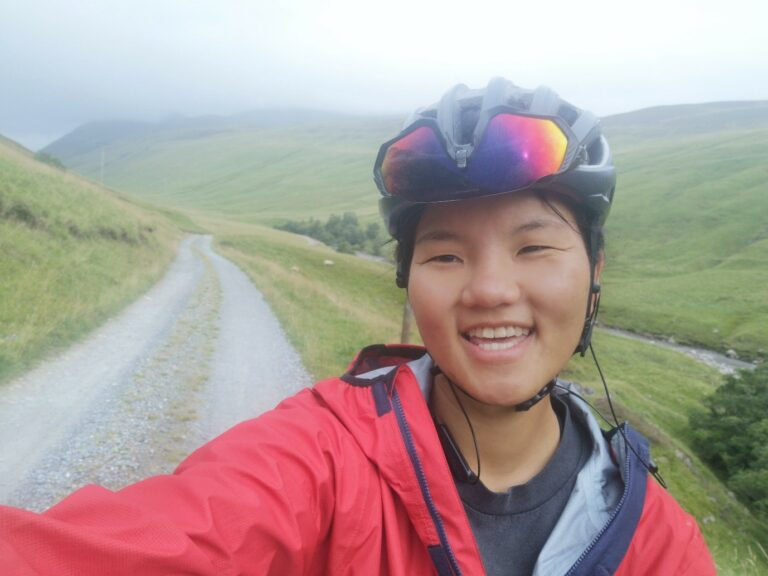Campus Cycling Officer? Who's Tamzin Dewar?