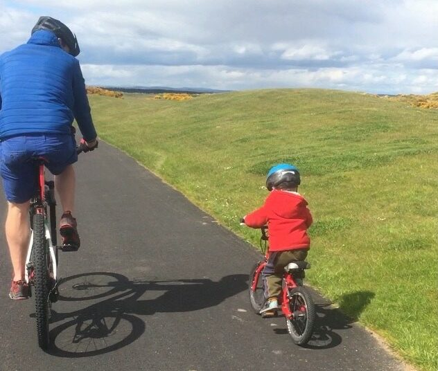 Active Travel Blog: What is St Andrews Space for Cycling?