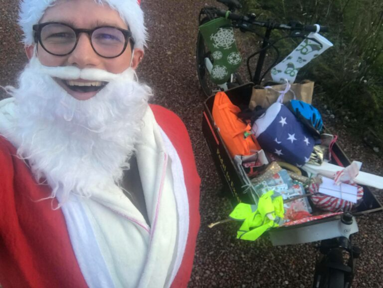 Our First Town-Wide Secret Santa!